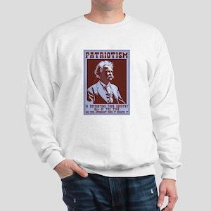 Twain - Patriotism Sweatshirt