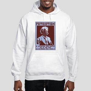 Twain - Patriotism Hooded Sweatshirt