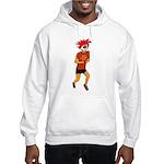 Run Zombie Run Hooded Sweatshirt