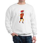Run Zombie Run Sweatshirt