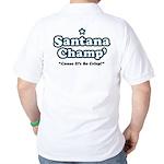 'Champ' so Crisp Golf Shirt (2 SIDED)