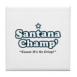 'Champ' so Crisp Tile Coaster