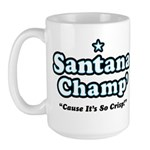 'Champ' so Crisp Large Mug