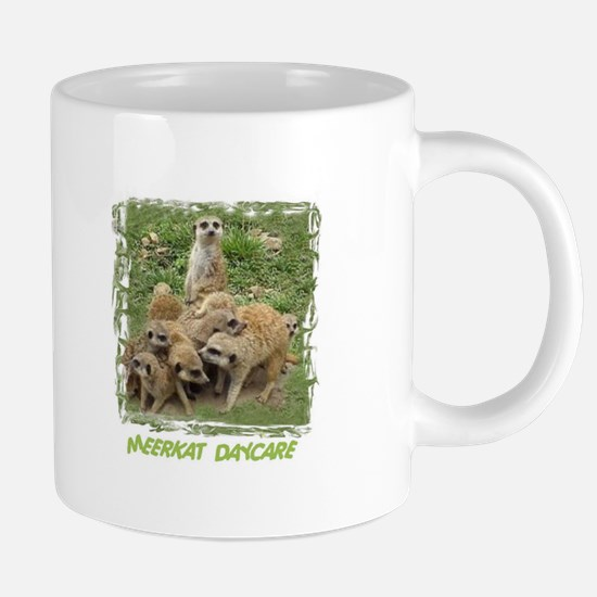 3-MEERKAT DAYCARE MUGS.jpg 20 oz Ceramic Mega Mug