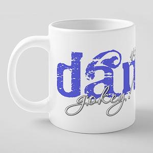Vote for Danny 20 oz Ceramic Mega Mug