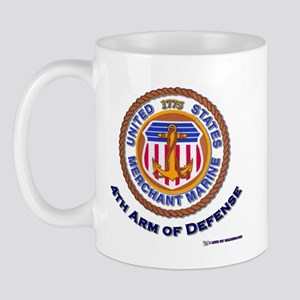 4th Arm of Defense Mug