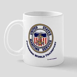Powering World Transport Mug