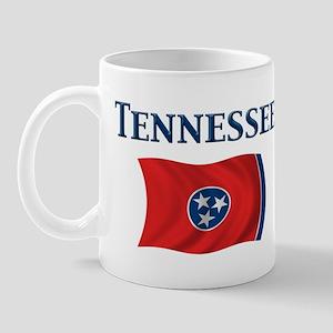 Tennessee State Flag Mug