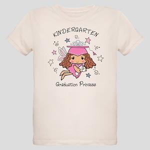 Kindergarten Graduation Princ Organic Kids T-Shirt