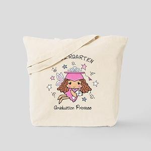 Kindergarten Graduation Princess Tote Bag
