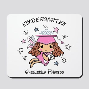 Kindergarten Graduation Princess Mousepad