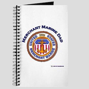 Merchant Marine Dad Journal