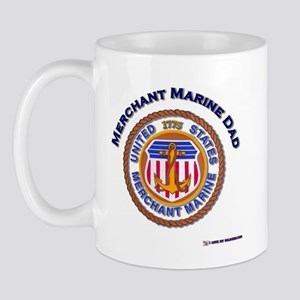 Merchant Marine Dad Mug