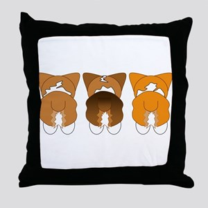 Mix Pembroke Throw Pillow