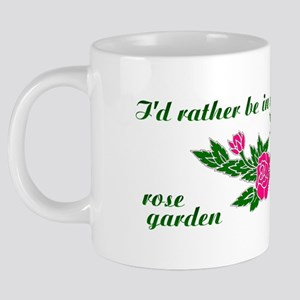 rather-B-in-my-rose-gardenm 20 oz Ceramic Mega Mug