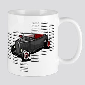 Louvered Deuce Mug