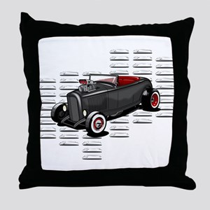 Louvered Deuce Throw Pillow