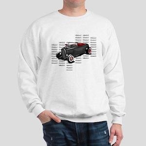 Louvered Deuce Sweatshirt