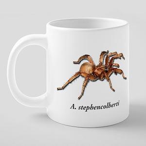 spider mug 20 oz Ceramic Mega Mug