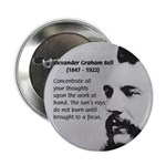 Alexander Graham Bell Button
