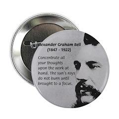 Alexander Graham Bell Button