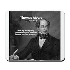 Eternal Poetry Thomas More Mousepad