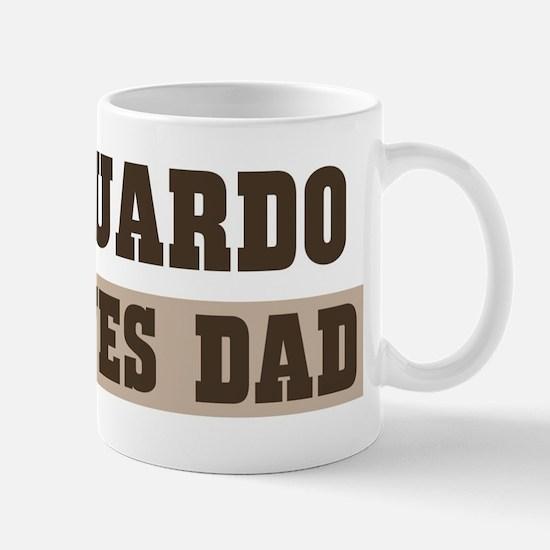 Eduardo loves dad Mug