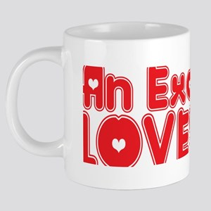 abc386 An Exorcist 20 oz Ceramic Mega Mug