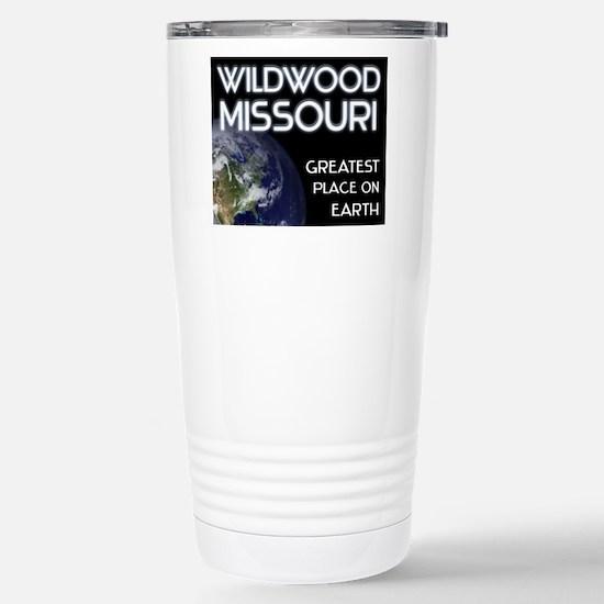 wildwood missouri - greatest place on earth Cerami