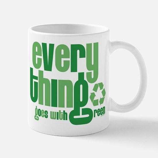 Everything Green Mug