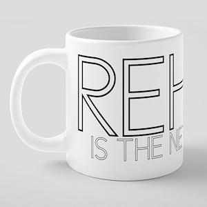 REHAB 20 oz Ceramic Mega Mug