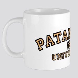 PatanjaliUniv_Orange 20 oz Ceramic Mega Mug