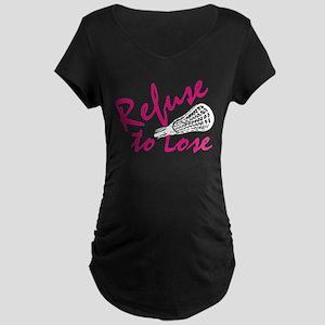 Lacrosse Maternity Dark T-Shirt