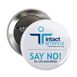 """Say NO!"" 2.25"" Button"