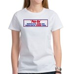 Pay-Go 2-sided Women's T-Shirt
