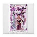 'Capricorn' Tile Coaster