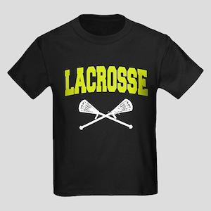 Lacrosse Kids Dark T-Shirt