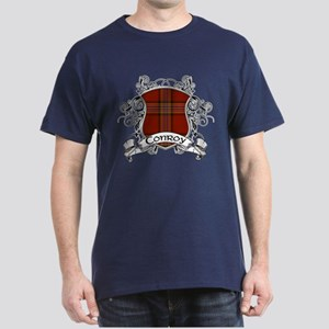 Conroy Tartan Shield Dark T-Shirt