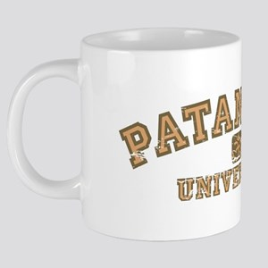 PatanjaliUniv_OrangeBrown.p 20 oz Ceramic Mega Mug