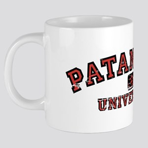 3-PatanjaliUniv_Red 20 oz Ceramic Mega Mug