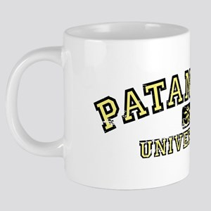 3-PatanjaliUniv_Yellow 20 oz Ceramic Mega Mug