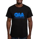 Dyslexia Association Men's Fitted T-Shirt (dark)