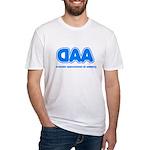 Dyslexia Association Fitted T-Shirt