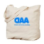 Dyslexia Association Tote Bag