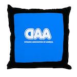 Dyslexia Association Throw Pillow