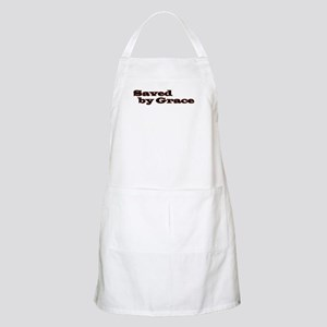 Saved By Grace BBQ Apron