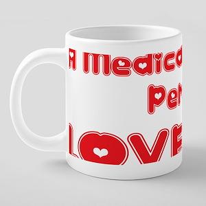 abc715 A Medical Records Pe 20 oz Ceramic Mega Mug