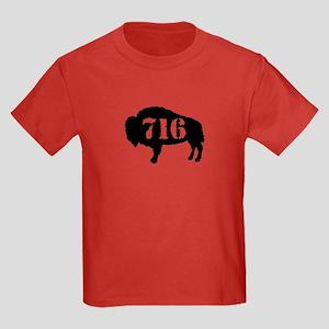 716 Kids Dark T-Shirt