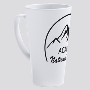 Acadia - Maine 17 oz Latte Mug