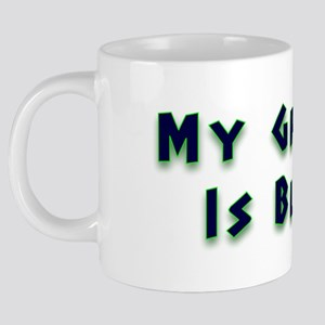 glow green 1 20 oz Ceramic Mega Mug